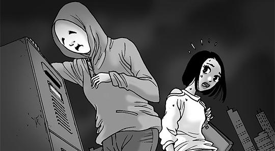 Silent Horror chap 154: Hoảng loạn