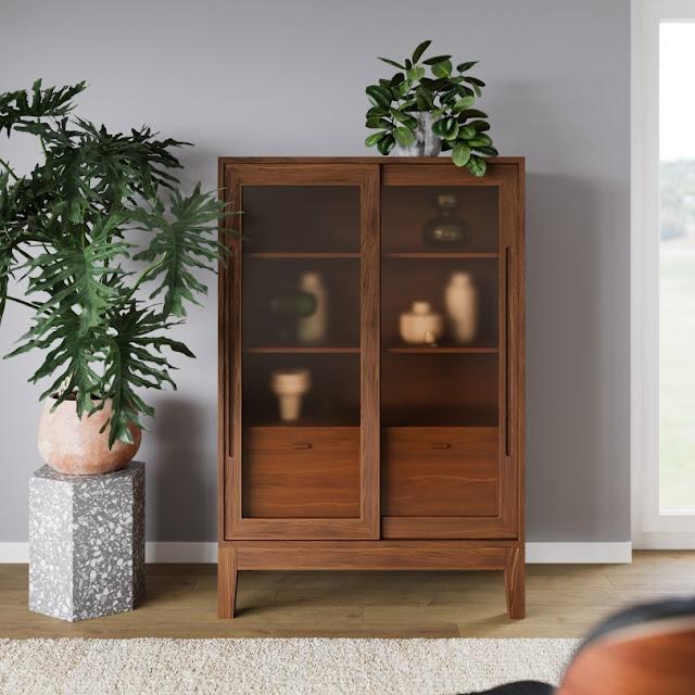 Cannabis storing furniture