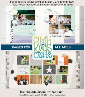 CTMH Kids Crafts: Pages for All Ages