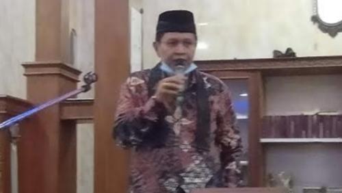 Irwan Basir Datuk Rajo Alam Imbau Pemko Padang Aktifkan Kembali Remaja Masjid dan Wirid Remaja