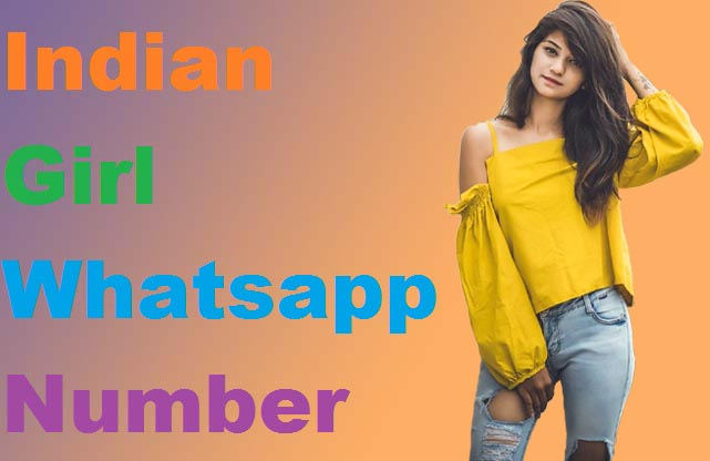 Real Indian Whatsapp Number For Chatting and Friendship 2019