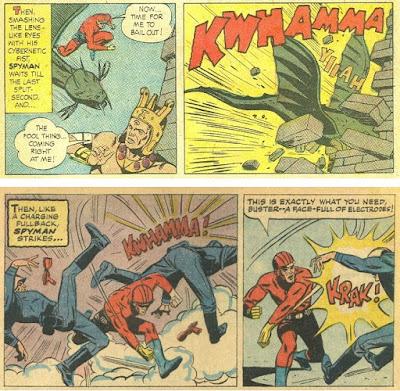 Spyman 2,3 'Kwhamma'