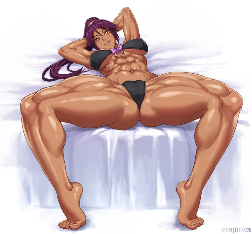 from Nash female bodybuilder porn manga
