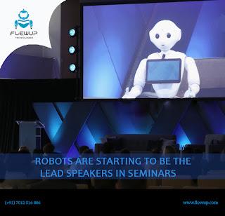 Higher End Robotic Application