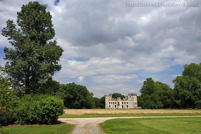 Château de Bouchout Meise Botanic Garden