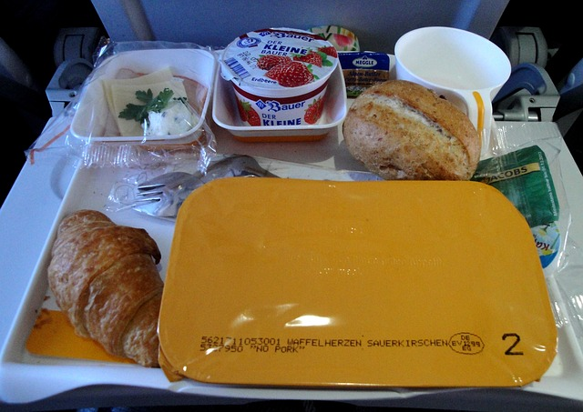 Why Airplane Food Tastes Bad