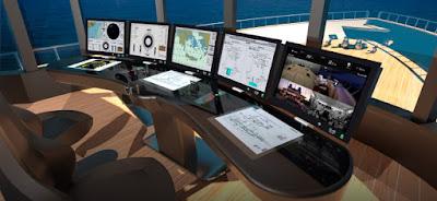 """Seastema consegna con successo la nuova """"Light Bridge Console"""""""