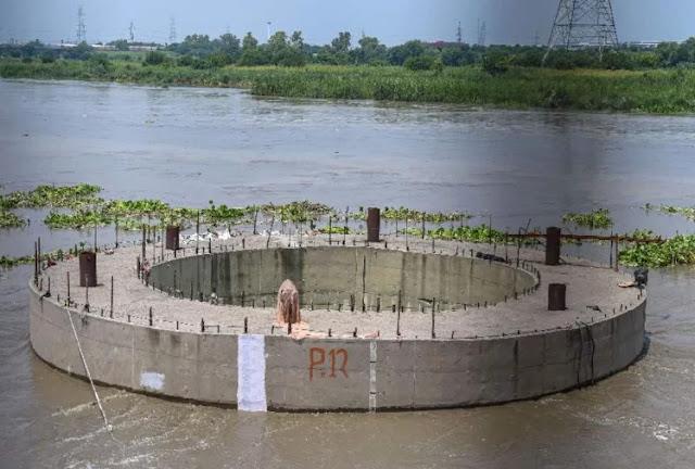 दिल्ली में बाढ़ का खतरा, केजरीवाल बोले- 24 घंटे स्थिति पर सरकार की नजर