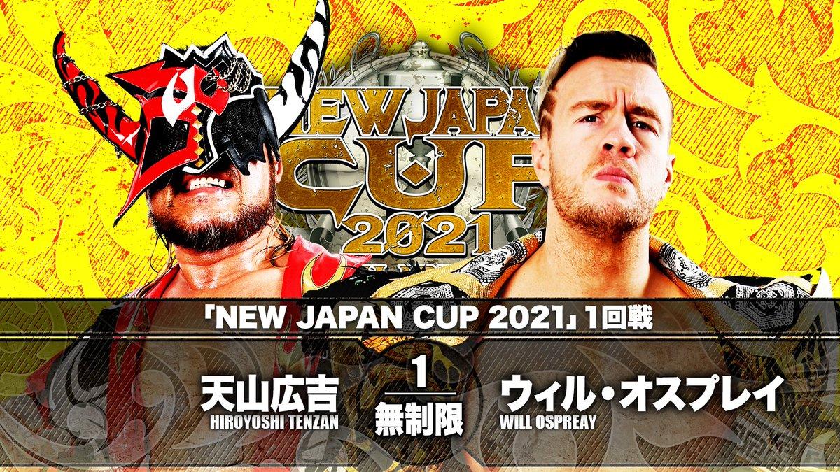 Cobertura: NJPW New Japan Cup 2021 – Day 03 – Tormenta!