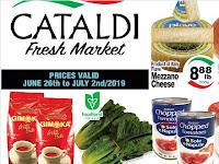 Cataldi Fresh Market Weekly Flyer October 1 - 7, 2020