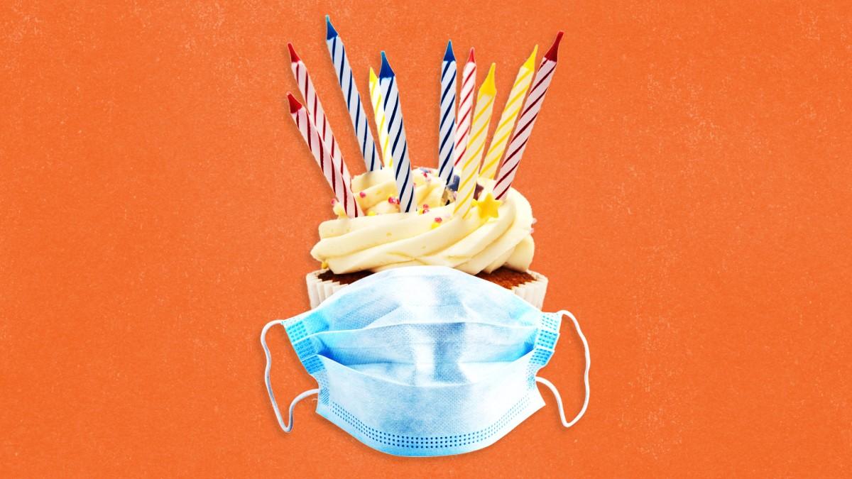 Pandemic Birthday Wishes