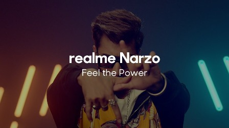 Specification and price of Realme Narzo