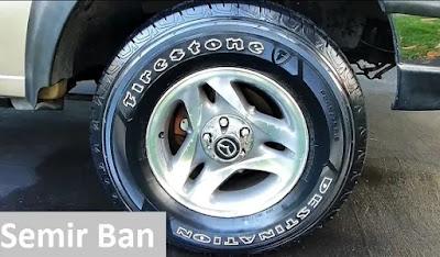 menjadi pilihan terbaik tak kala tampilan kaki Kelebihan dan Kekurangan Pakai Semir Ban Kendaraan