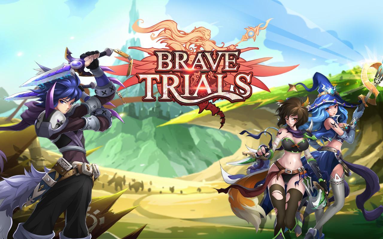 Brave Trials Hack Download Tutorials, How to play easy way ...