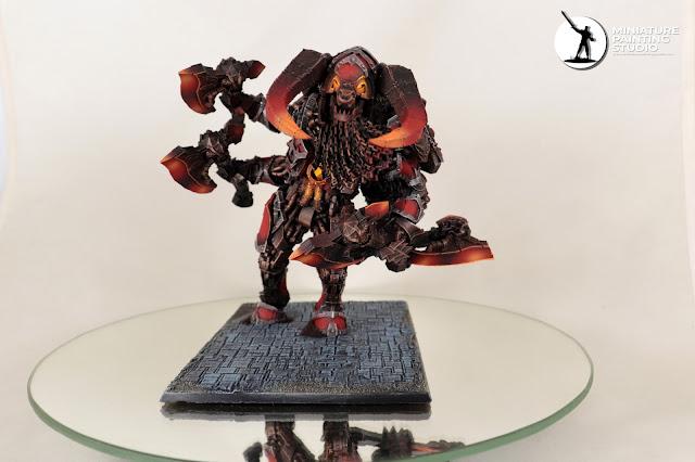 Warhammer Chaos Dwarfs Army