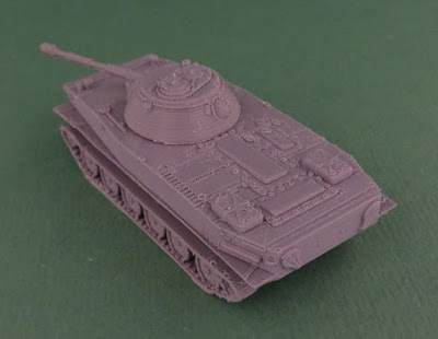 Soviet PT-76 Amphibious Light Tank picture 3