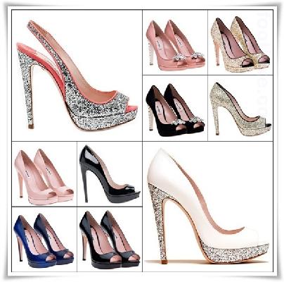 Miu Miu İlkbahar Yaz Ayakkabı Modelleri