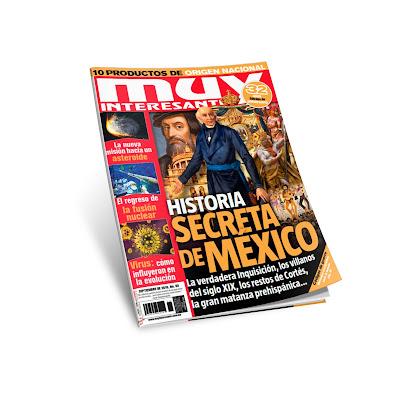 Muy interesante MX - La historia secreta de Mèxico