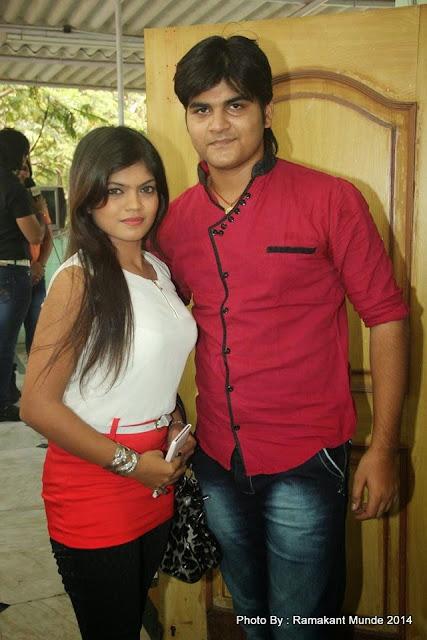 Arvind Akela Kallu and Nisha Ji
