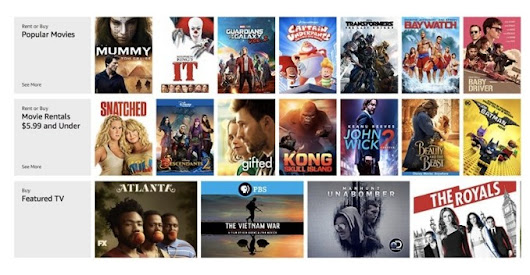 Amazon Reduces Prices on 4K Content As Apple Offers 4K for HD Prices