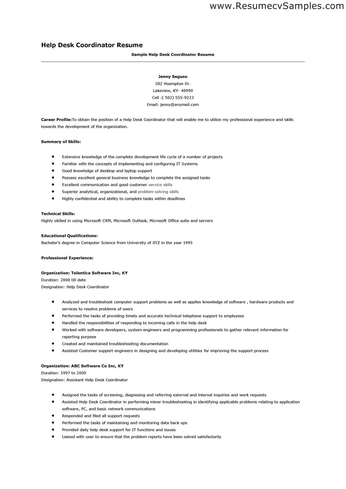 Help desk job description resume desk design ideas for Office junior job description template