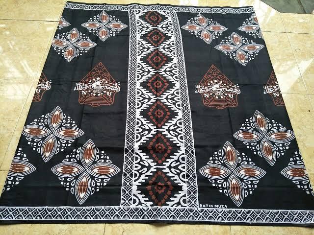 Sarung Batik Nu Motif Wayang Jawa