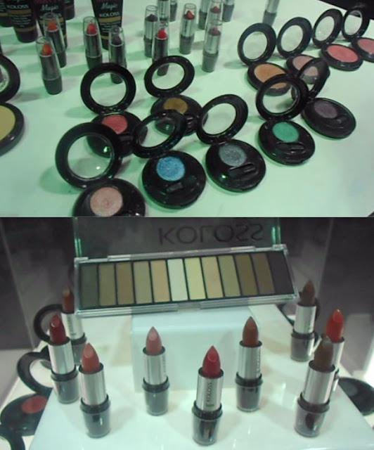 lançamento koloss beauty fair 2016