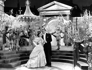 Secuencia de: El amor nació en París (1952)