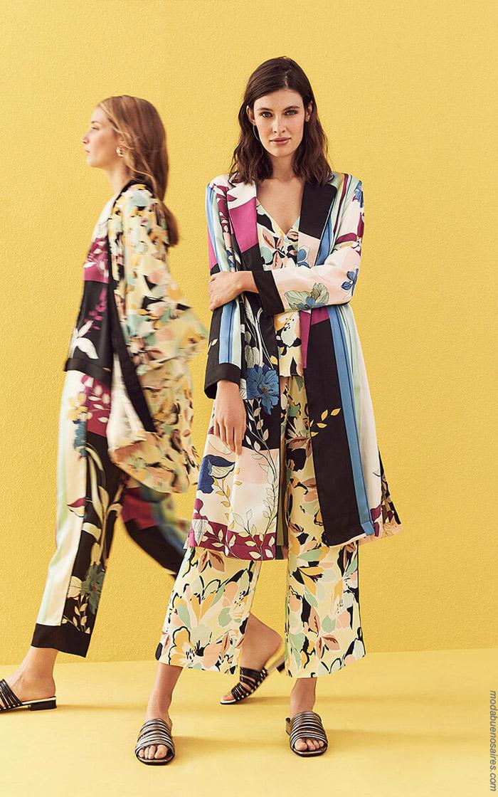 Ropa de moda mujer primavera verano 2020. Moda Argentina.