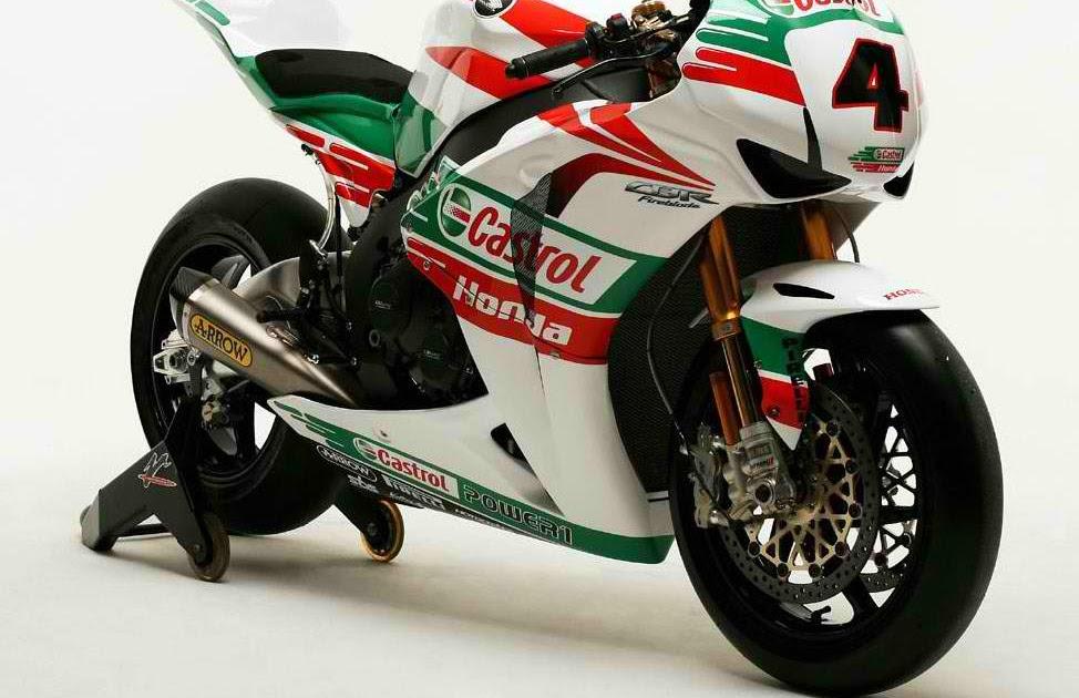 Gambar MotoGP Honda CBR 1000RR Castrol 2011