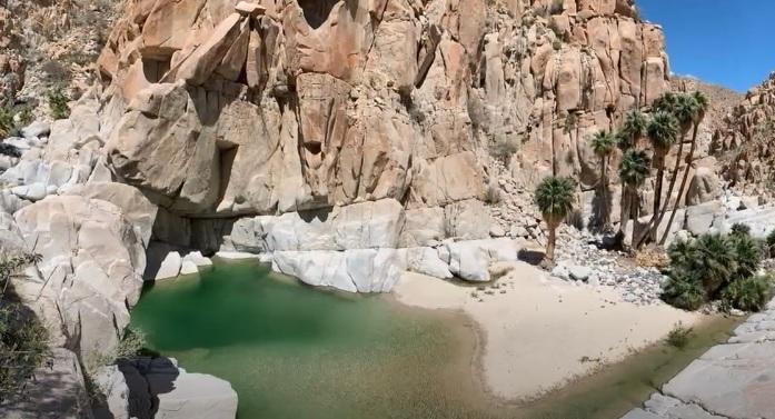 Baja California Paisaje Desertico