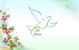 موضوع تعبير عن أهمية السلام