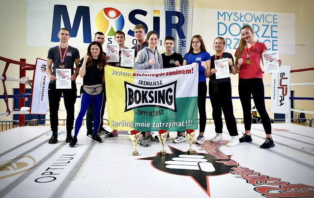 PZKB,sport,kickboxing,ZielonaGóra,Mistrzostwa,Mysłowice,LowKick