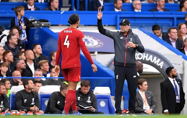 Jurgen Klopp Becomes the Best Coach in 2019