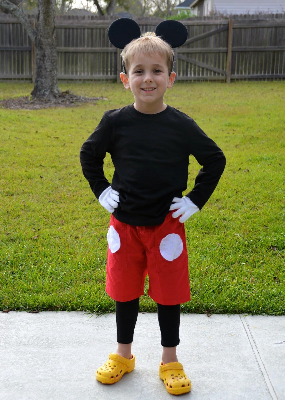 disney fab five halloween costumes mickey