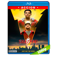 ¡Shazam! (2019) BRRip 1080p Audio Dual Latino-Ingles