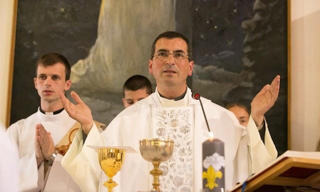 Ferenc pápa a kézdivásárhelyi Kerekes Lászlót nevezte ki gyulafehérvári segédpüspökké