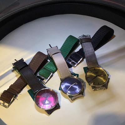 ウォッチメーカーミラノ 時計 替えベルト セット