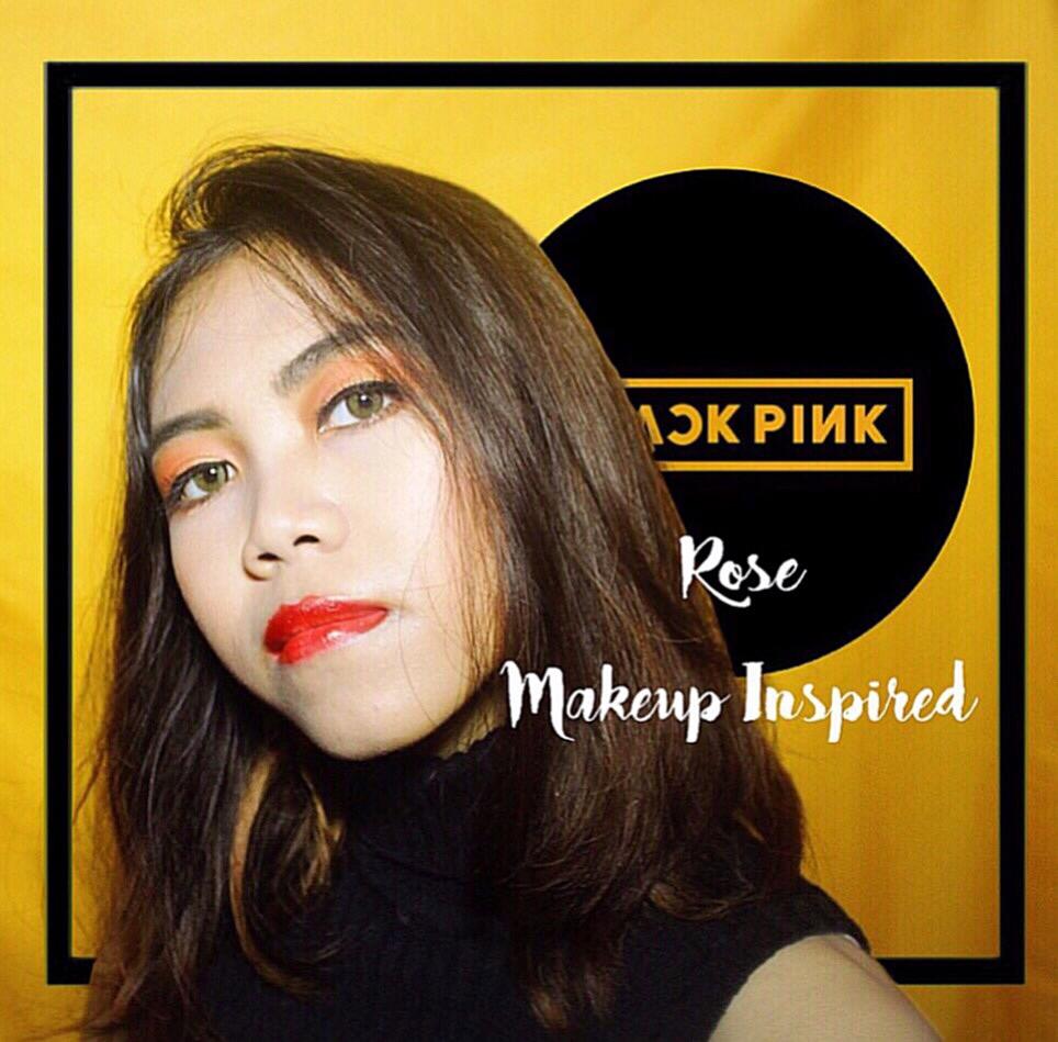 BLACKPINK Rose Makeup Inspired + Curhat soal Youtube