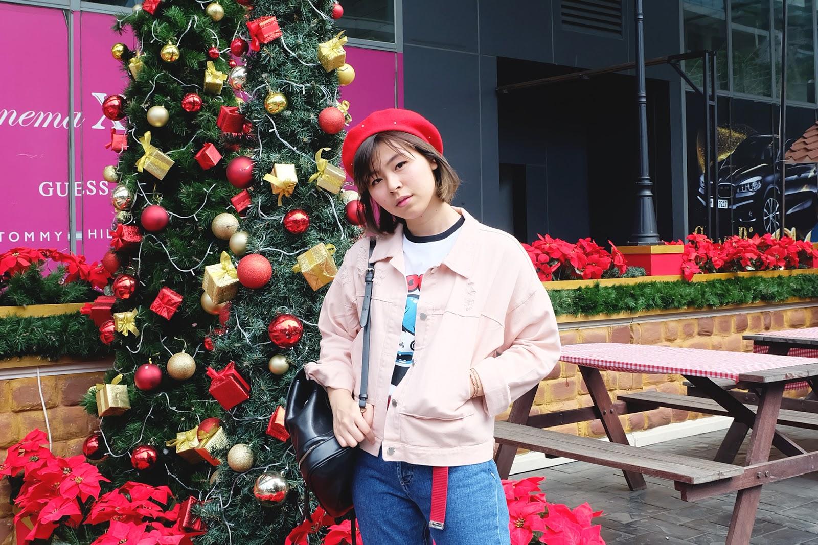 Pink Jacket Outfit | www.bigdreamerblog.com