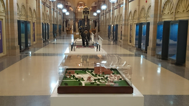 sharjah museum, islamic museum