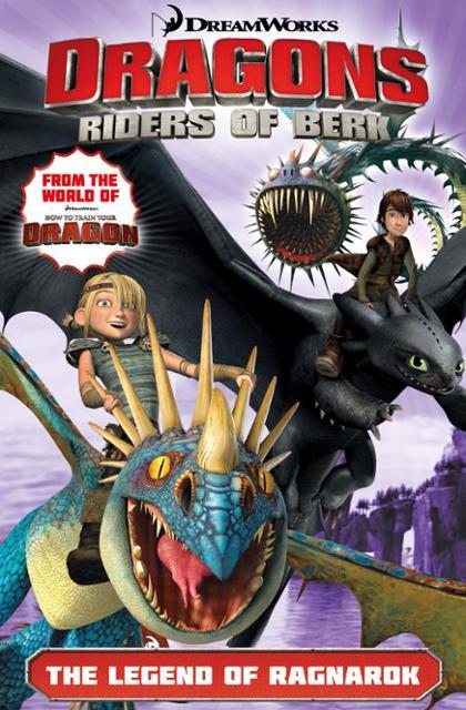 Những câu chuyện về Rồng -dragons riders of berk