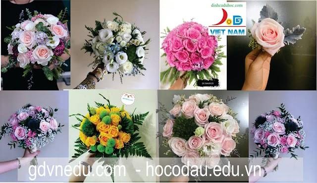 Dạy cắm hoa nghệ thuật tại Hải Phòng