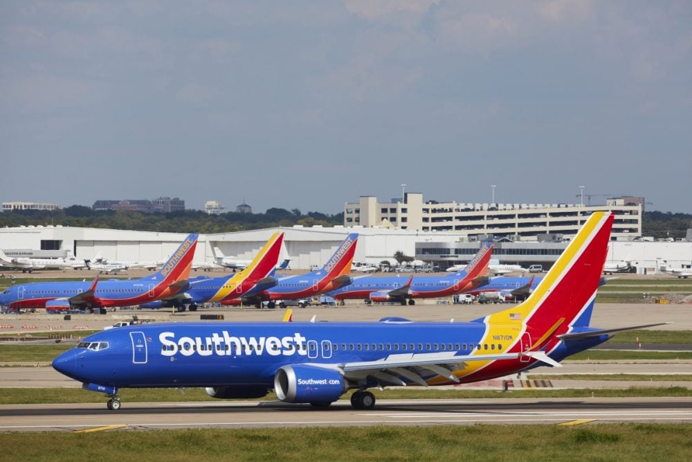 Southwest Airlines Sells 20 Boeing 737s To Raise $815 million