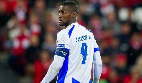 Roma enter the race to sign Jackson Martinez