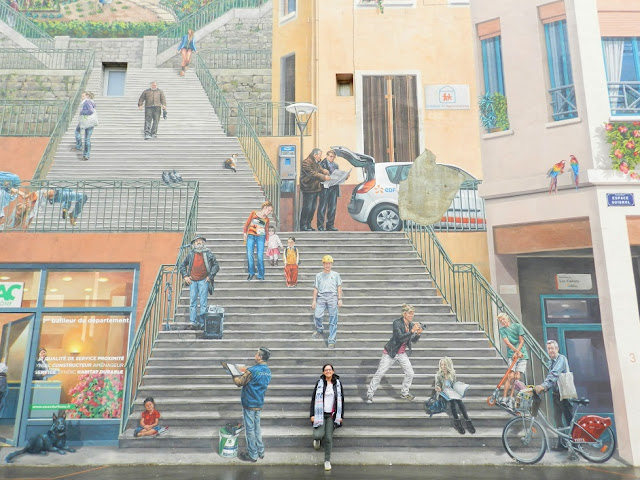 lione itinerario murs peints