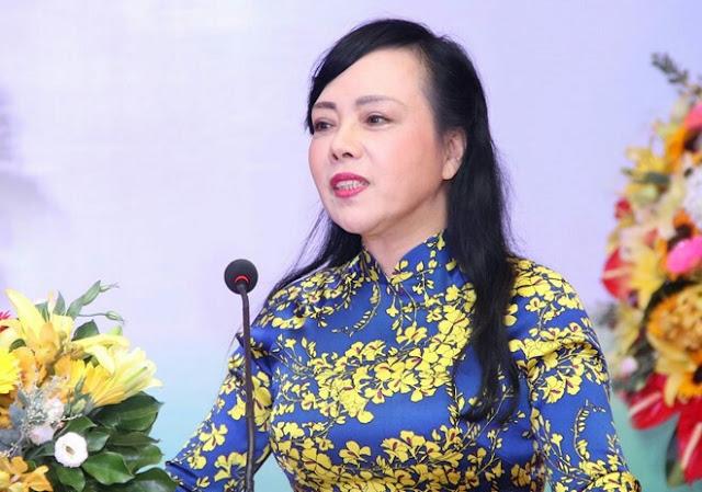 Bộ trưởng Y tế Nguyễn Thị Kim Tiến sẽ bị miễn nhiệm khi chưa hết nhiệm kỳ