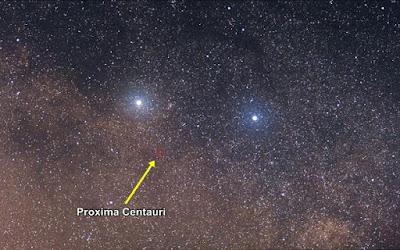 Apakah Proxima Centauri adalah Rumah Bagi Bumi Kedua?