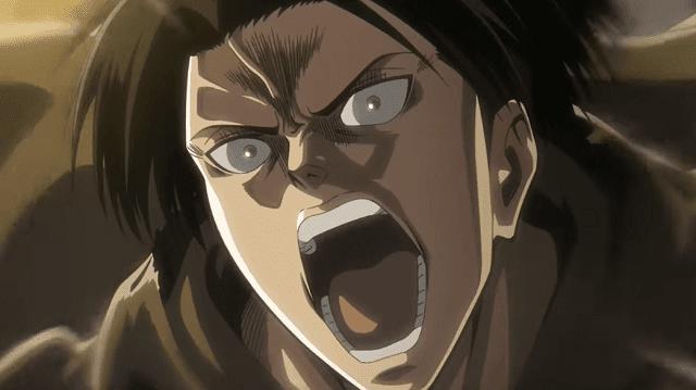 Levi bertarung dengan Kenny di Shingeki no Kyojin season 3