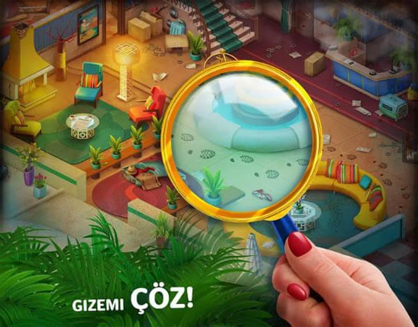 Hidden Hotel: Miami Gizemi - 3